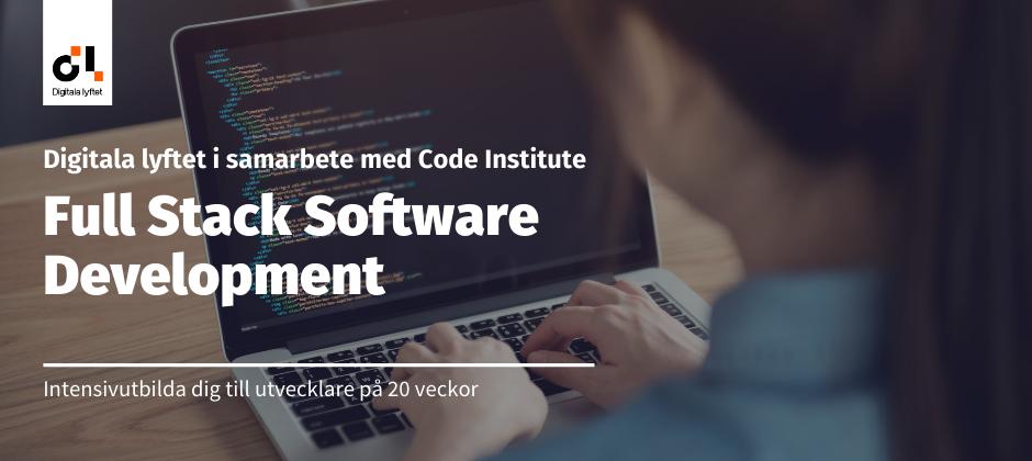 Full Stack Software Development